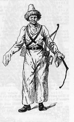 kosaken uniformen 1813